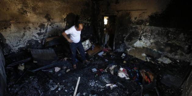 Cisgiordania: bambino palestinese di 18 mesi arso vivo, l'incendio appiccato da nazionalisti
