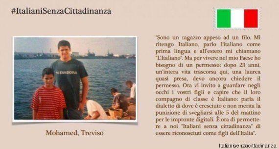 Niente sacrifici di bambini, gli #italianisenzacittadinanza scrivono ai direttori dei