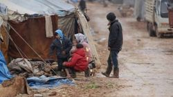 Anche nei campi profughi si può respirare aria di