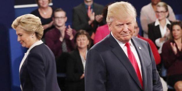 Donald Trump risale nei sondaggi e riduce il distacco da Hillary