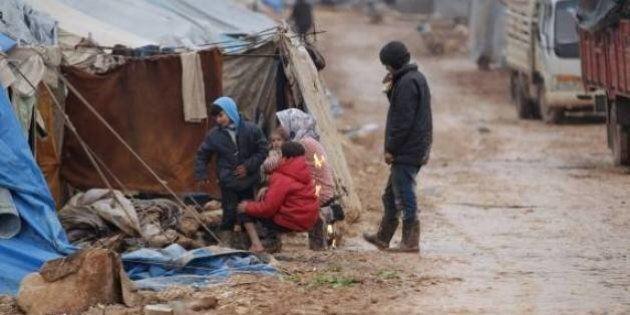I campi di rifugiati siriani sono diventati piccole città dove si respira aria di