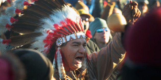 I Sioux di Standing Rock contro Donald Trump: