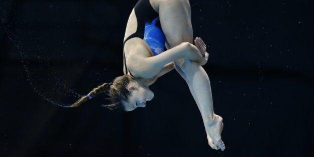 Tania Cagnotto, oro dai 3 metri agli Europei di Londra.