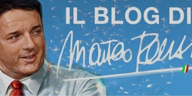 Matteo Renzi si rilancia nel giorno della Consulta: nuovo blog e nuova
