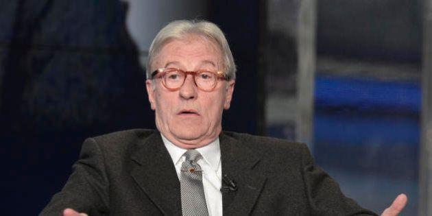 Vittorio Feltri difende Massimo Bossetti: non ci sono le prove per condannarlo per l'omicidio di