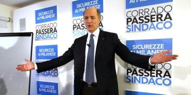 Milano, Corrado Passera ritira candidatura a sindaco. Sostegno a Stefano Parisi, che pensa al sorpasso...
