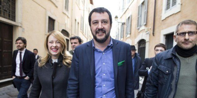 Matteo Salvini a In mezz'ora: