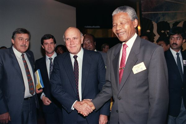 """In 1991, following the final repeal of all remaining Apartheid laws and the lifting of international sanctions, <a href=""""http"""