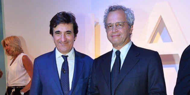 Rcs, Enrico Mentana sponsorizza Urbano Cairo.