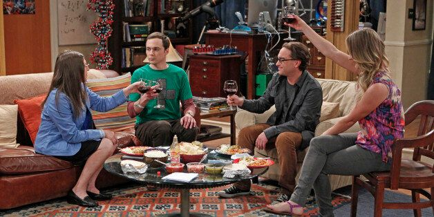 LOS ANGELES - MARCH 25: 'The Relationship Diremption' -- Sheldon faces a personal crisis after deciding he's wasting his time