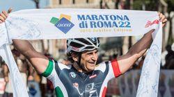 In 16mila alla Maratona di Roma. Alex Zanardi vince la gara