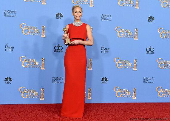 Jennifer Lawrence ha indossato questo abito ai Golden Globe perché aveva il