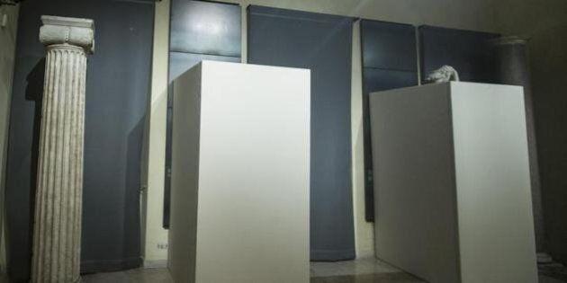 I nudi coperti dei musei capitolini, come a Firenze, per rispetto degli altri ma non di se