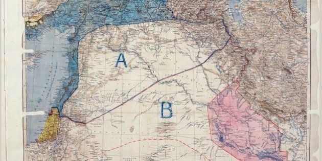 Sykes-Picot, quel confine tracciato un secolo fa e le nostre colpe in Medio