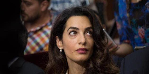 Amal Clooney: