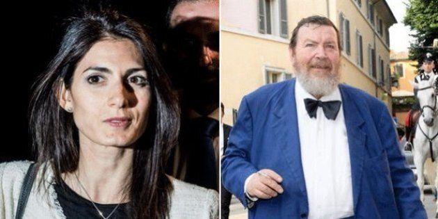 Giuliano Ferrara contro Virginia Raggi: