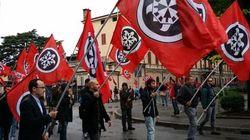 Casapound manifesta a Roma. L'esposto dei movimenti alla