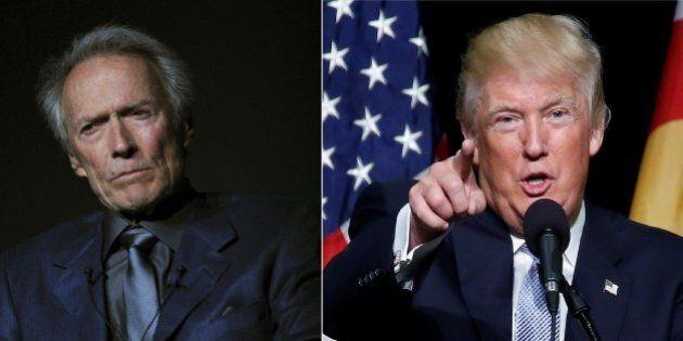 Clint Eastwood difende le frasi razziste di Donald Trump: