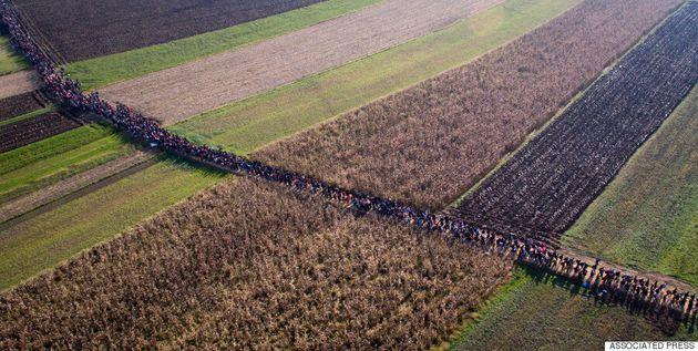 Slovenia travolta dai migranti chiede aiuto militare all'Europa. L'Austria alza un muro alla