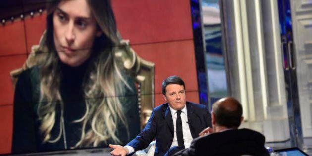 Banche, Matteo Renzi non teme la sfiducia, ma l'avviso di garanzia a papà Boschi a febbraio: