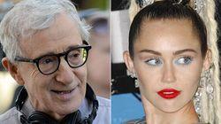 Allen stupisce tutti: sarà Miley Cyrus la protagonista della sua prima serie