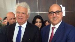 Verdini a Cosenza fa campagna per il candidato Pd: