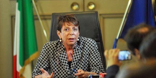 Paola Basilone:prima donna prefetto di