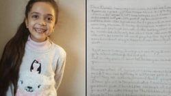 La lettera che questa bambina siriana ha scritto a Donald Trump la dovremmo leggere