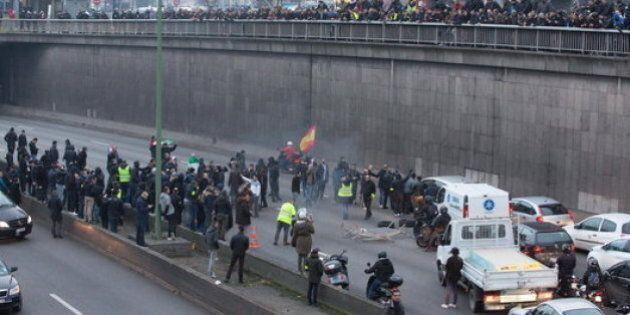 La protesta francese anti-Uber potrebbe essere la spia di una più ampia