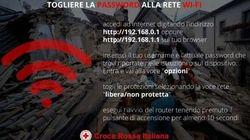 L'appello della Croce Rossa: