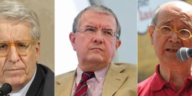 Massimo Mucchetti, Walter Tocci, Luigi Manconi e altri sette parlamentari del Pd voteranno