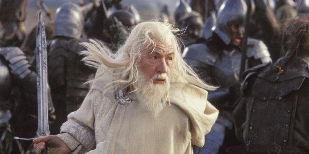 Scoperta una mappa autografa della Terra di Mezzo di Tolkien: