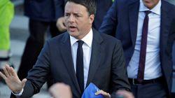 Il terremoto di San Benedetto innesca l'ultima miccia di Renzi contro
