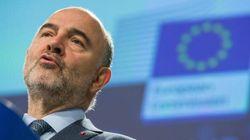 Moscovici toglie il terremoto dal negoziato sui conti ma insiste sulla correzione: