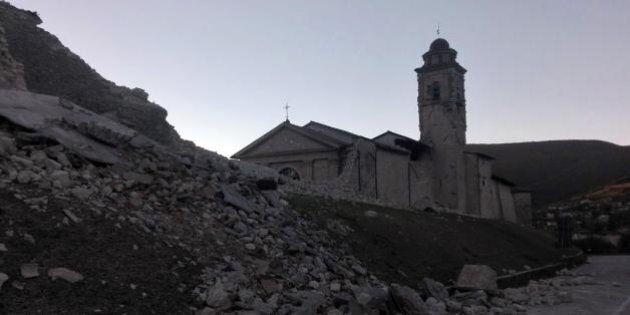 Terremoto, non è finita. Gli esperti non escludono altre scosse: