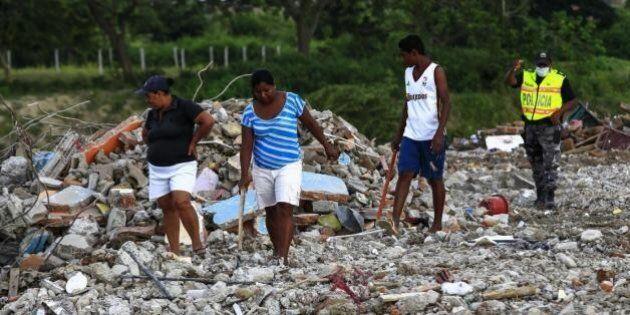 A un mese dal terremoto, ci siamo dimenticati dell'Ecuador dove è in atto una