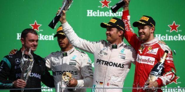 F1 Gp del Messico, in medio stat