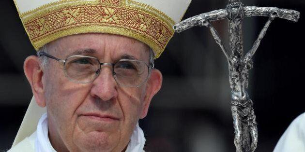 Papa Francesco alla Porziuncola di Assisi: