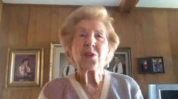 Hermina è sopravvissuta ai campi di concentramento: a 89 anni canterà la sua
