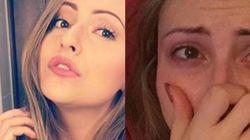 Queste due foto mostrano la realtà di chi soffre di