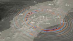 Ecco perché il terremoto si è sentito in tutta Italia: la simulazione
