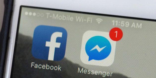Facebook porta la pubblicità sulla chat