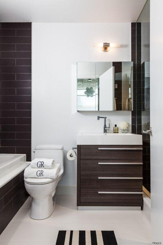 Come tenere in ordine il bagno con 7