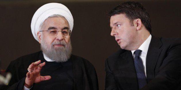 Renzi vola in Iran, è il primo leader occidentale da stop sanzioni. Obiettivo: assicurarsi il primato...