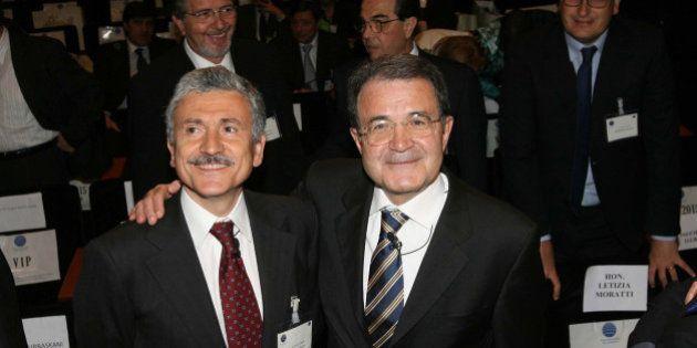 Prodi e D'Alema ora scaricano Renzi ma è figlio