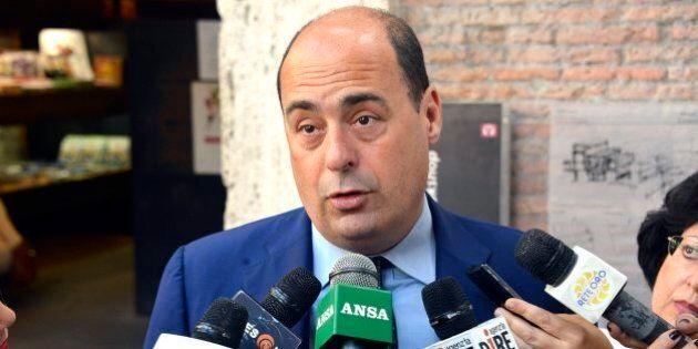 Nicola Zingaretti replica a Buzzi: