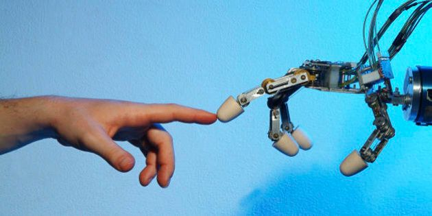Robot, intervista al professor Bruno Siciliano: