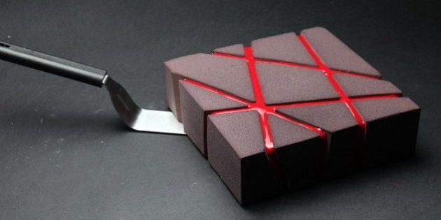 Come si crea un dolce da una stampante in 3D? Le incredibili creazioni di Dinara