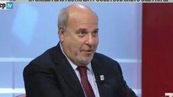 Friedman insulta Napolitano in diretta