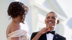 Il dolcissimo tweet di Michelle Obama per il compleanno del marito vi farà